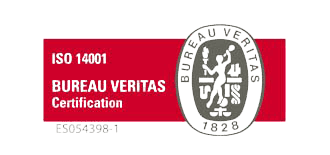Logo ISO 14001:2015