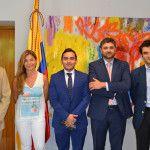 Entrega 3 Becas Honoríficas a El Salado Colombia