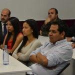 Alumnos y profesores del Programa de Desarrollo Internacional PDDI en EUDE
