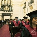 Acto de Graduación de EUDE Business School